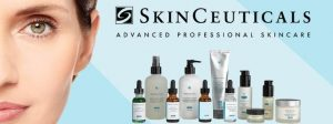 Ad for skinceuticals.