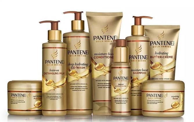 Pantene Gpld Series products.