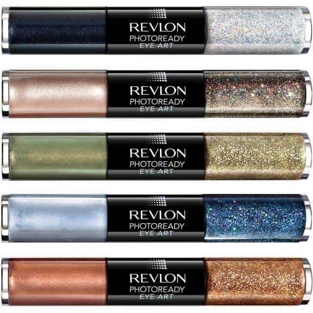 revlon glitter eyeshadow