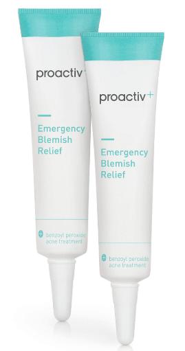 Proactiv's Emergency Blemish Relief.