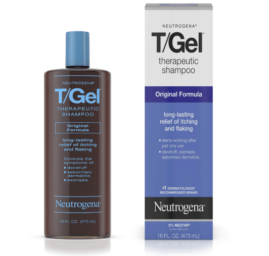 Neutrogena Therapeutic Shampoo.
