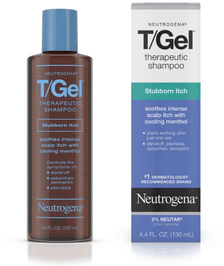 Neutrogena Stubborn Itch Shampoo