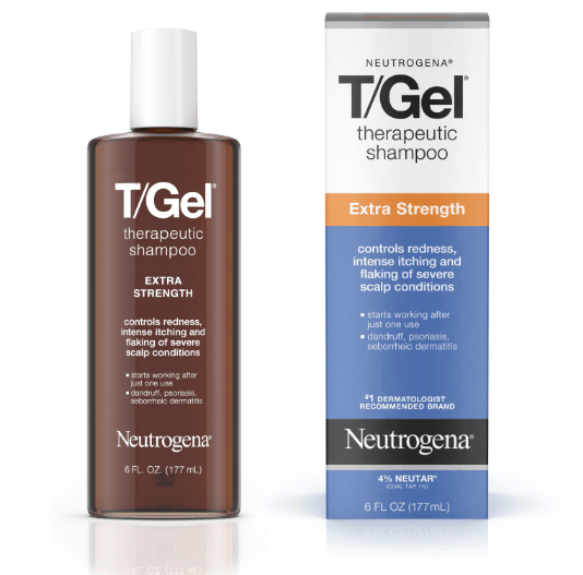 Neutrogena Extra Strength Shampoo