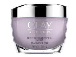 Olay Regenerist Night Recovery Cream.