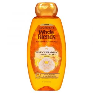 Whole Blends Illuminating shampoo