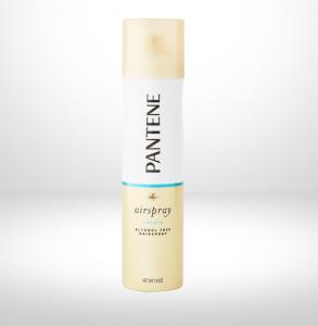 Pantene's Airspray Flexible Hold Hairspray