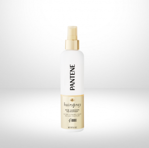 Pantene's Extra Strong Hold Hairspray