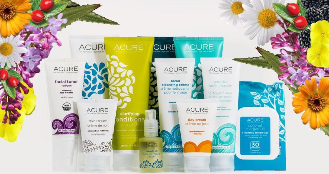 Acure organics product image.