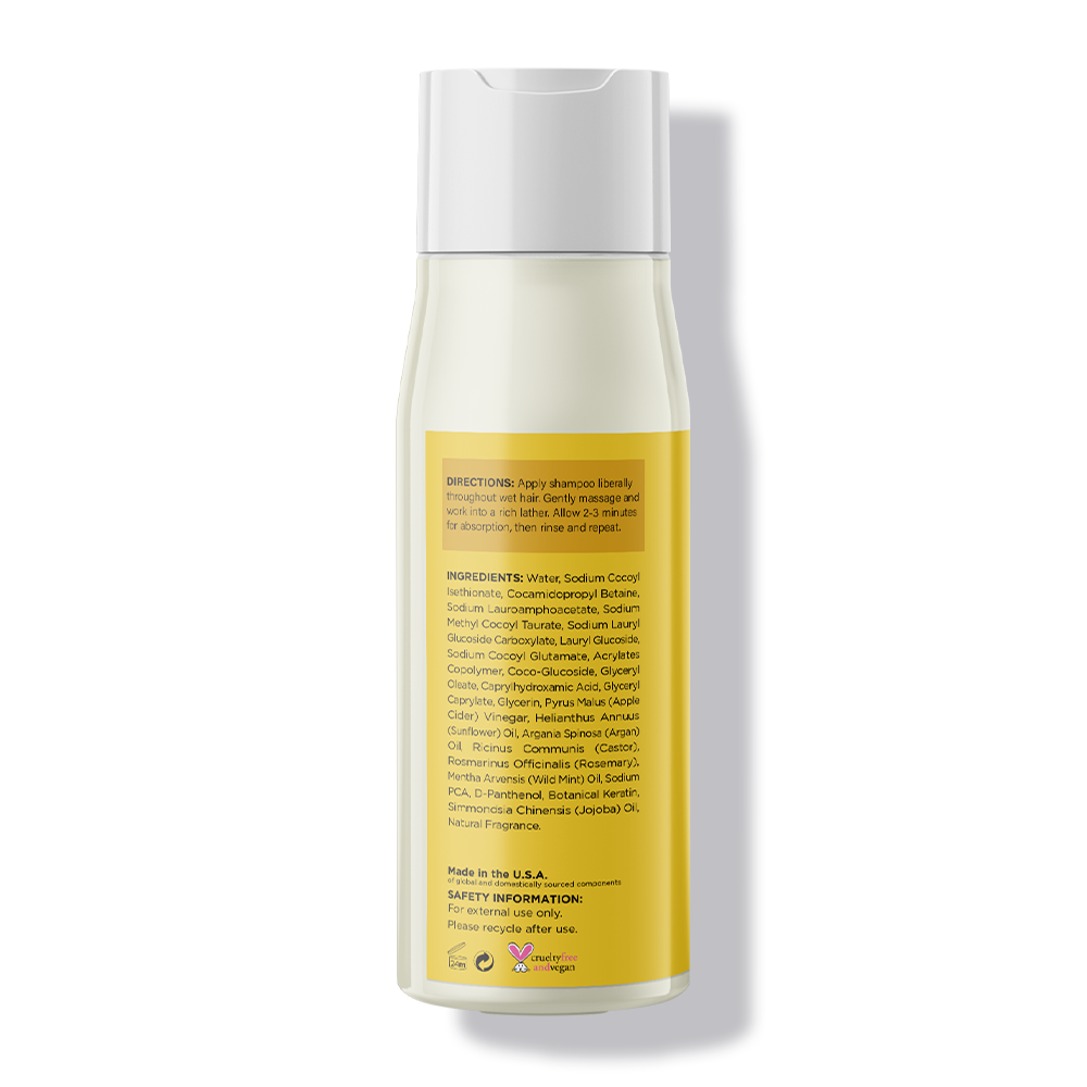 Apple Cider Vinegar Shampoo   Maple Holistics   Hair Care