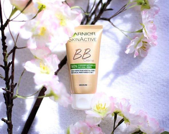 Garnier skin active bb cream.