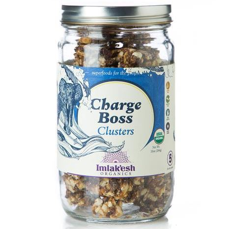 Jar of Imlak'esh Charge Boss Clusters.