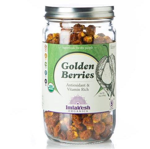 Jar of Imlak'esh Golden Berries.