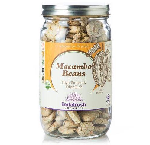Jar of Imlak'esh Macambo Beans.