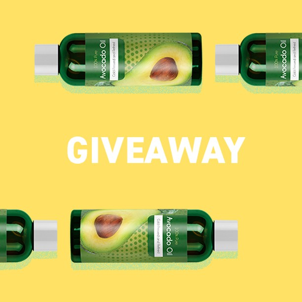 SPECIAL GIVEAWAY!⠀⠀⠀⠀⠀⠀⠀⠀⠀ Win a #FREE set of Maple Holistics' amazing, Avocado Oil for you and your tagged friends!⠀⠀⠀⠀⠀⠀⠀⠀⠀ ⠀⠀⠀⠀⠀⠀⠀⠀⠀ ➡️Like our page⠀⠀⠀⠀⠀⠀⠀⠀⠀ ➡️ Tag your squad (Each separate tag is an additional entry, so tag away!)⠀⠀⠀⠀⠀⠀⠀⠀⠀ ➡️ Share this post⠀⠀⠀⠀⠀⠀⠀⠀⠀ ⠀⠀⠀⠀⠀⠀⠀⠀⠀ Want a bonus entry? Comment with: My favorite singer is_______l!